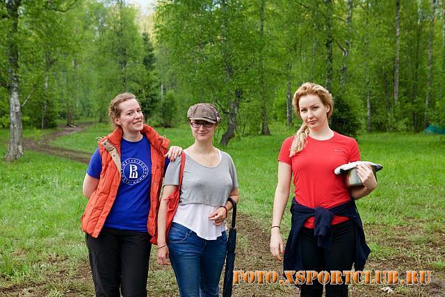 В Подмосковье прошел 23-й Открытый Турслет ВШЭ