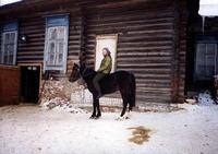 Находим общий язык с лошадьми
