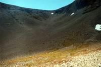 Спуск с плато