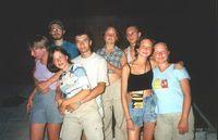 Ночь, юг, Анапа, мы (после посещения дегустационного зала :o))