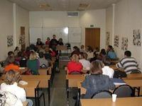 Первая презентация на Мясницкой