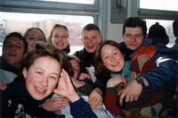 """Наша """"группа жизнерадостной молодежи"""" :)"""
