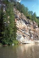 Уральские скалы